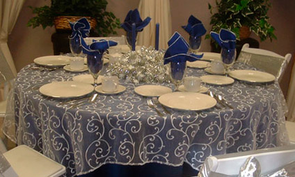 Linens And Table Settings